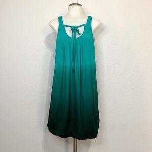 5/$25 Express Ombré Bubble Dress